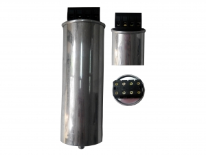 cylindrical type low voltage filter capacitor   type A four